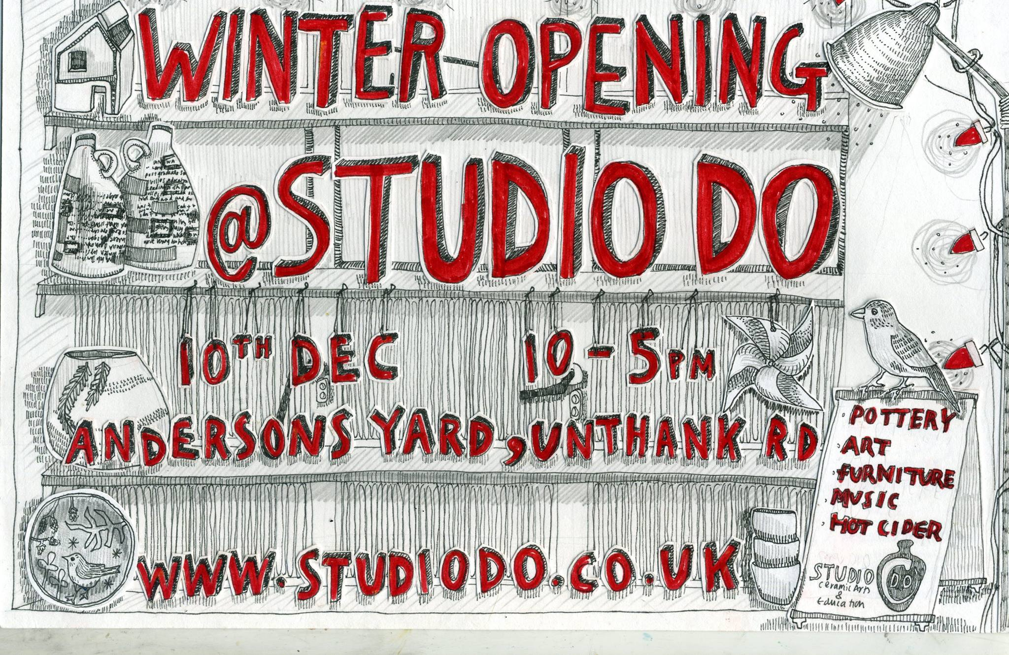 Winter Opening with Studiodo  Anderson s Yard  Unthank Rd  Norwich   Art  Exhibitions UKWinter Opening with Studiodo  Anderson s Yard  Unthank Rd  Norwich  . Artist Studio Furniture Uk. Home Design Ideas